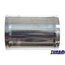 Aluminium cső egyenes 70mm 10cm